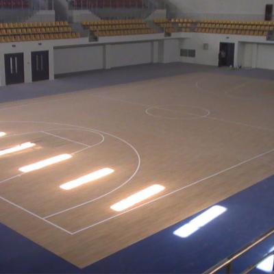 篮球场塑胶运动地板