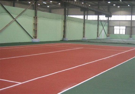 球场地胶专业地板