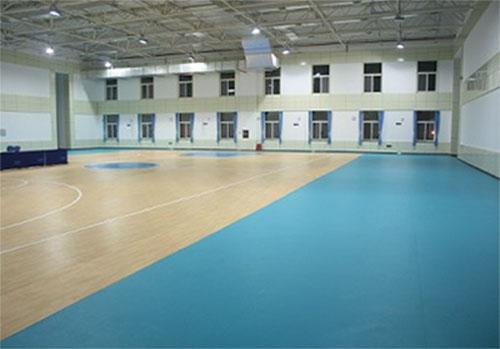 篮球场地专用地板