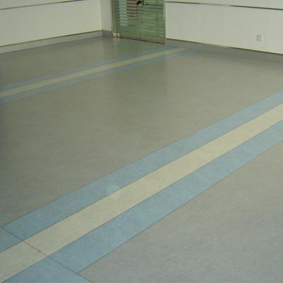 瑞康老年病医院塑胶地板
