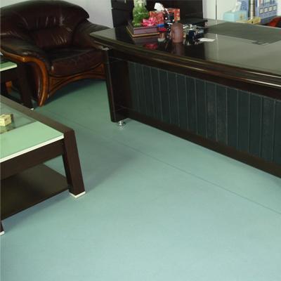 管城区工商局办公室塑胶地板